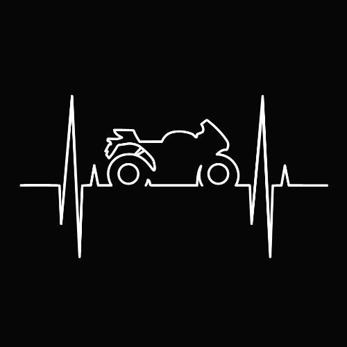 t-shirt Electro moto
