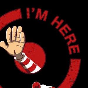 zoom t-shirt Où se cache Charlie? geek original