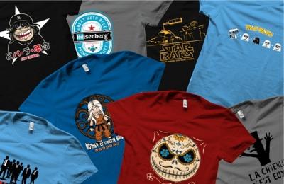 t-shirts offerts