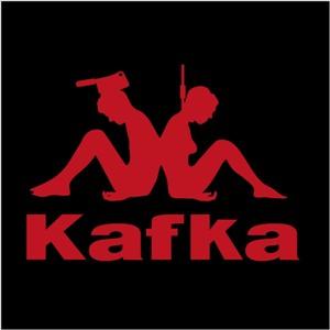 dessin t-shirt Kappa-Kafka geek original