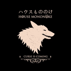 dessin t-shirt Moro – Princesse Mononoke geek original
