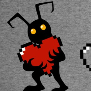 zoom t-shirt Petit Heartless geek original