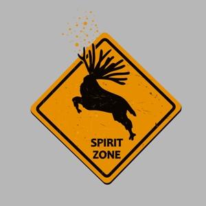 dessin t-shirt Le dieu cerf – Spirit Zone geek original