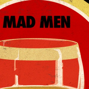 zoom t-shirt Mad Men & Lucky Strike geek original