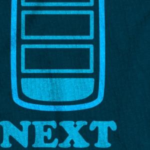 zoom t-shirt Canette de bière geek original