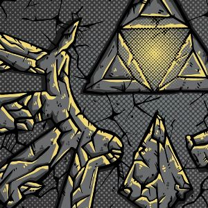 zoom t-shirt Zelda geek original