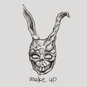 dessin t-shirt Frank – Donnie Darko geek original