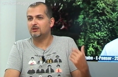 Les t-shirts de Bruce Benamran