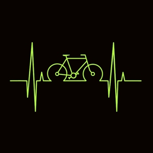 dessin t-shirt Electro bike geek original