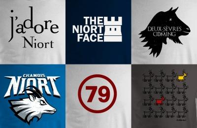 t-shirts Niort
