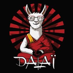 t-shirt Dalaï Lama