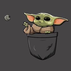 Baby Jedi (Grogu)