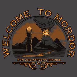 Bienvenue au Mordor