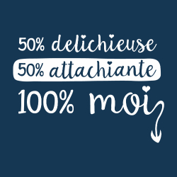 t-shirt Attachiante – Délichieuse
