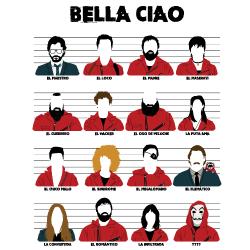 Bella Ciao - La casa de papel