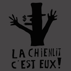 t-shirt La chienlit