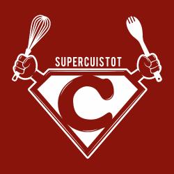 t-shirt Super Cuistot