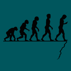 t-shirt Évolution ?