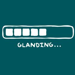 t-shirt Glanding