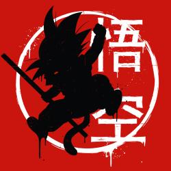 t-shirt Sangoku Jump