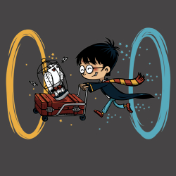 t-shirt Harry Potter – Harry Portal
