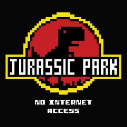 t-shirt Jurassic Park