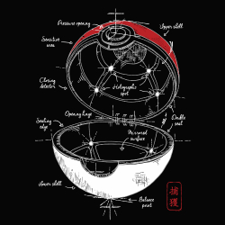 Pokeball plan