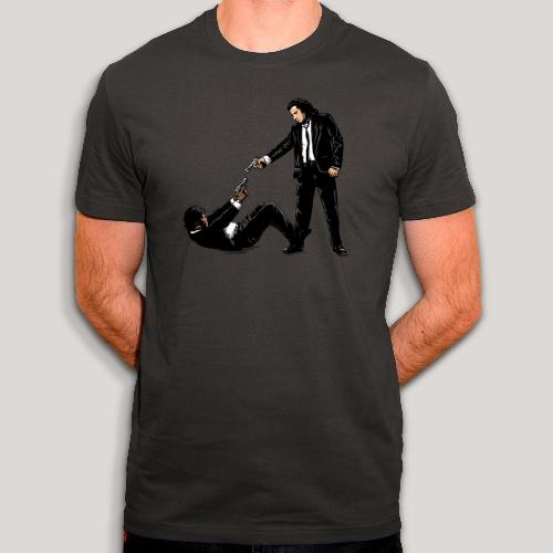 9b4c1ceda3 Tee shirt Pulp Fiction - Reservoir Dogs | Coton 100% Bio | Geek et ...