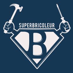 t-shirt Super Bricoleur