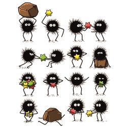 Les noiraudes