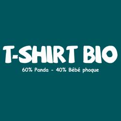 t-shirt T-shirt bio absurde