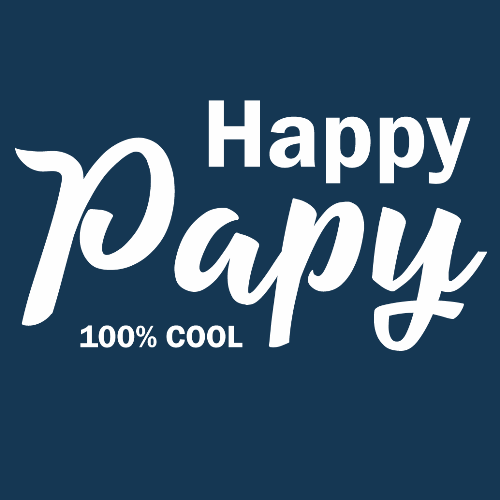 t-shirt Happy Papy