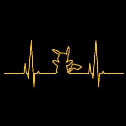 t-shirt Pikachu Pika Pika