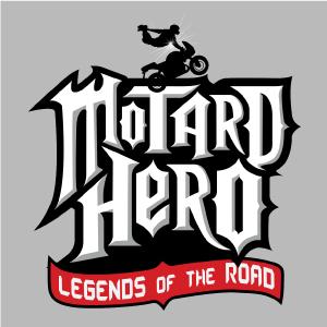 Dessin De Motard motard - parodie de guitar hero - fan de moto - coton bio