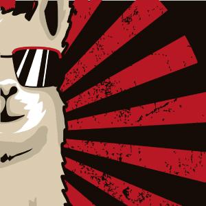 zoom t-shirt Lama geek original