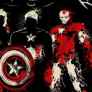 zoom t-shirt Avengers geek original