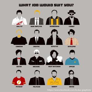 dessin t-shirt Séries Télé geek original