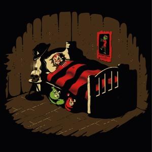 dessin t-shirt Freddy et les Bisounours geek original