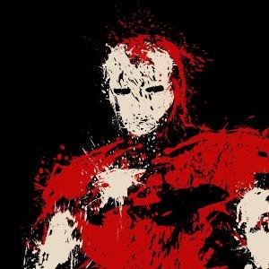 zoom t-shirt Iron man geek original