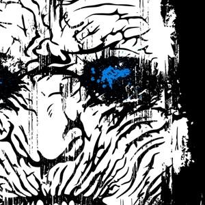 zoom t-shirt Call of Duty et les marcheurs blancs geek original