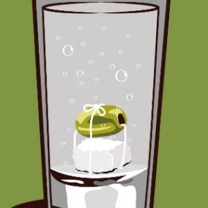 zoom t-shirt Le cocktail petit Grégory geek original