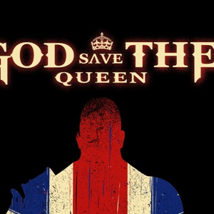 zoom t-shirt « God of War » save the queen geek original