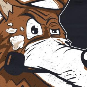 zoom t-shirt Vieux loup de mer geek original