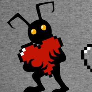 zoom t-shirt Petit Heartless geek original