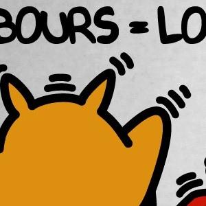 zoom t-shirt Keith Haring et Totoro geek original