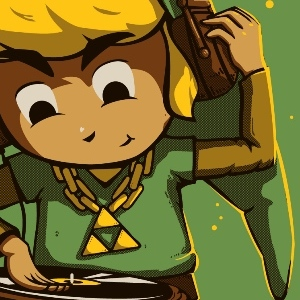 zoom t-shirt DJ Zelda geek original