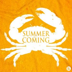 dessin t-shirt Crabe geek original