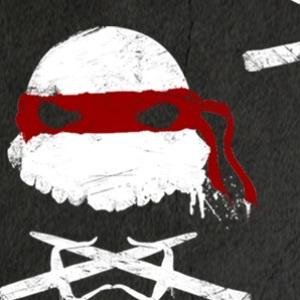 zoom t-shirt Tortues ninjas graph geek original