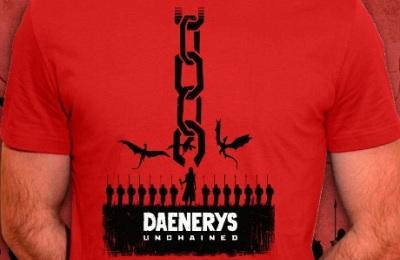 t-shirt Khaleesi