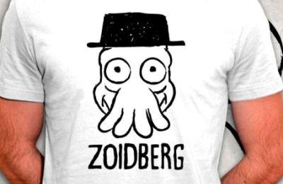 t-shirt Zoidberg
